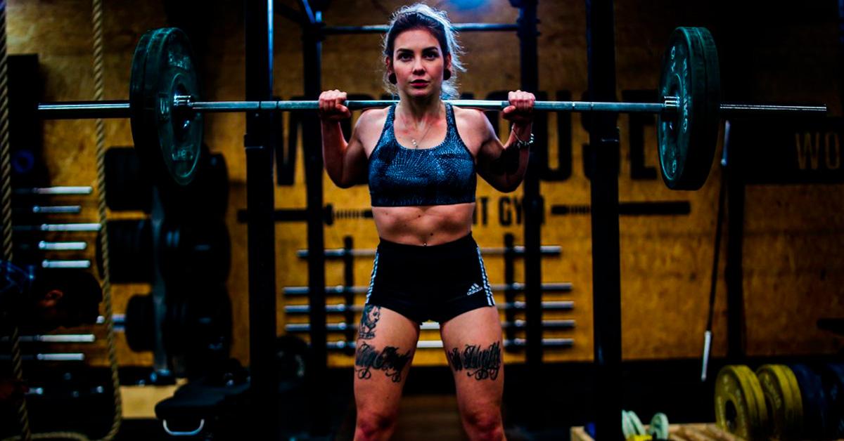 6 Erros Comuns Cometidos Por Mulheres Na Musculacao Overall Team