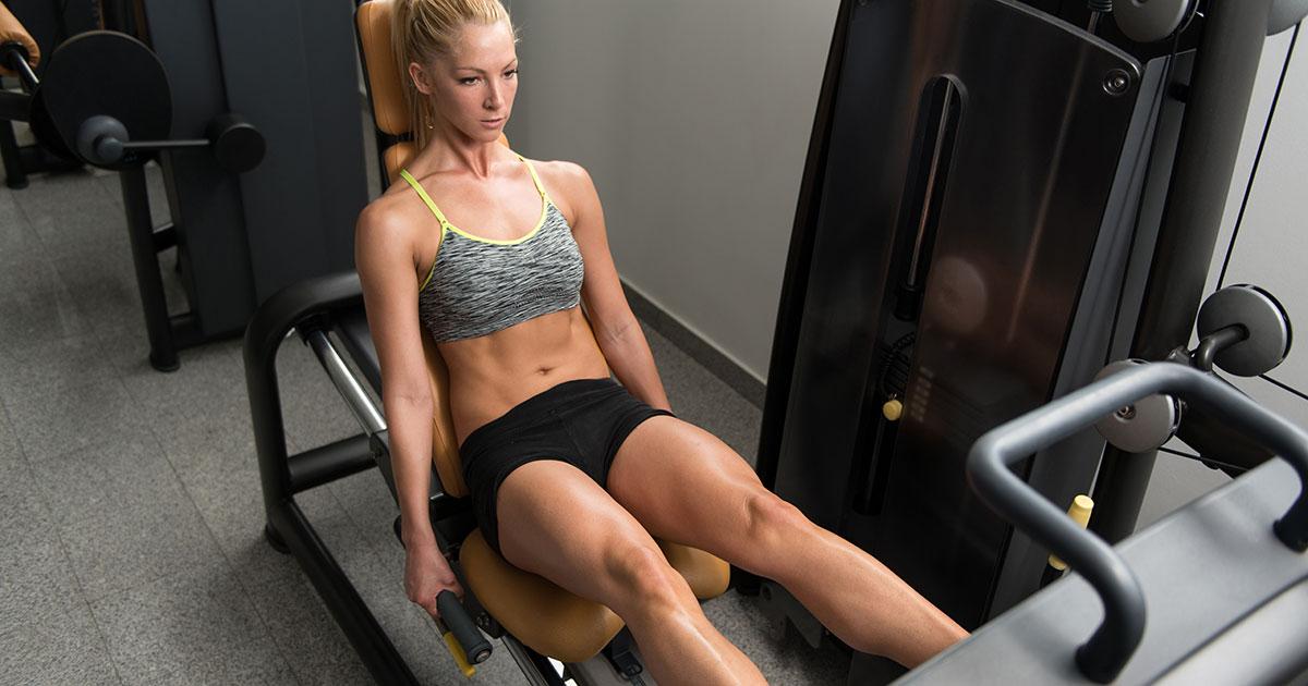 Erro número 4 – Treinar mais quadríceps do que femorais